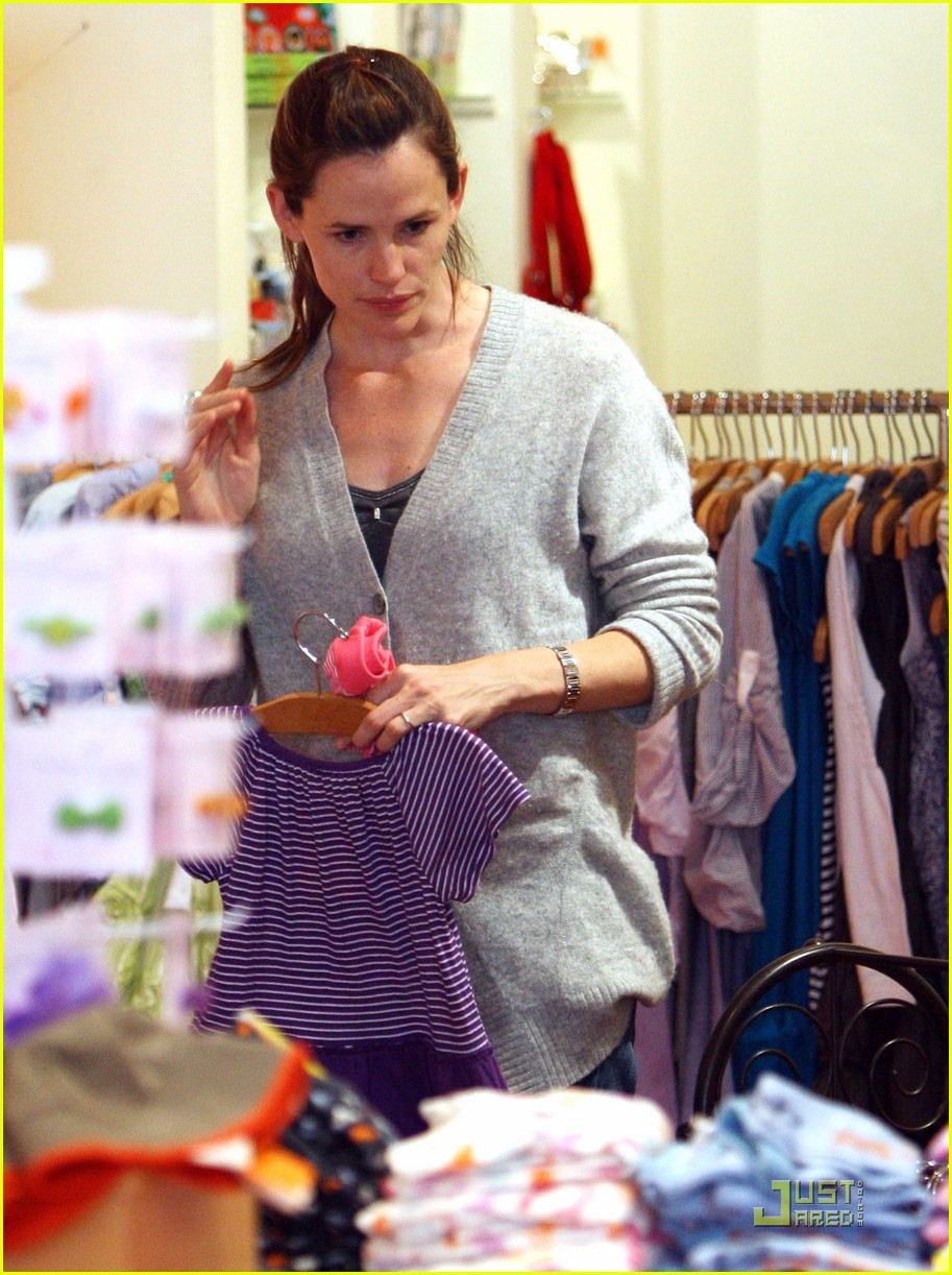 jennifer garner shopping girls 092439151