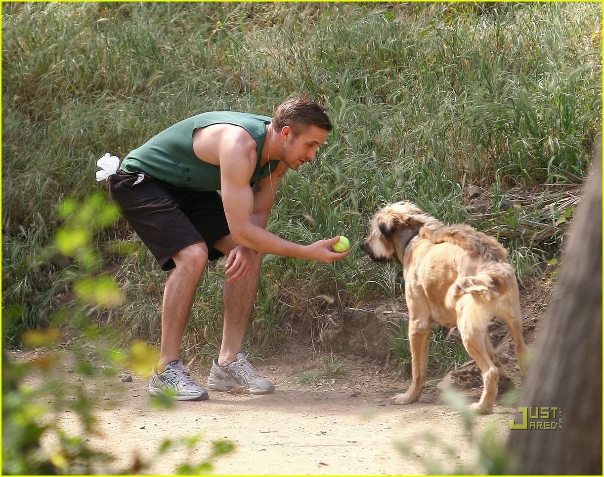 ryan gosling sleeveless dog 112439831