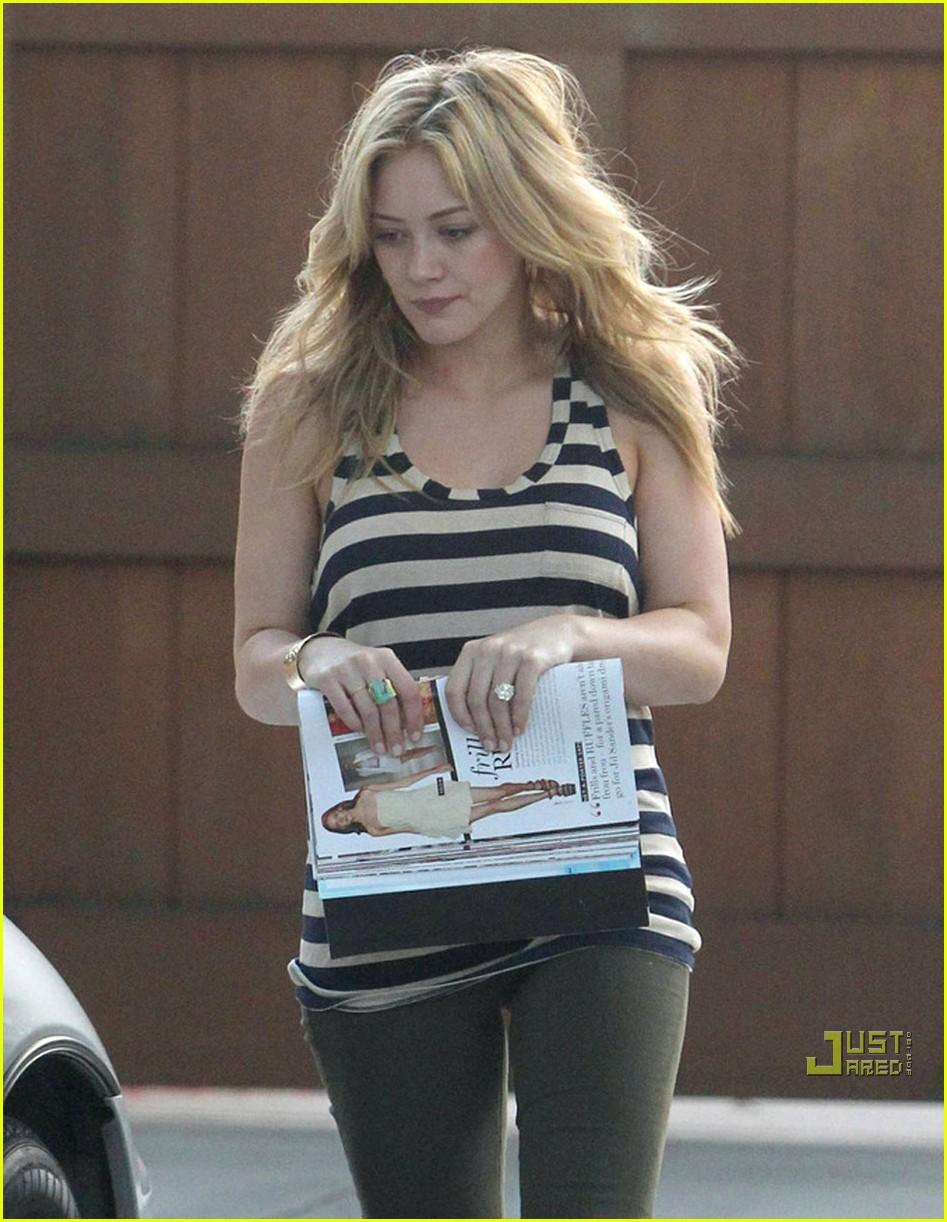 Hilary Duff x factor judge
