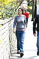 katie holmes son of no one queens grey sweatshirt 05