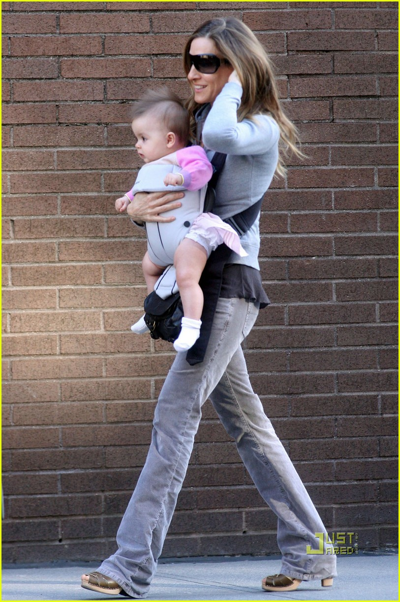sarah jessica parker baby new york city 052440126