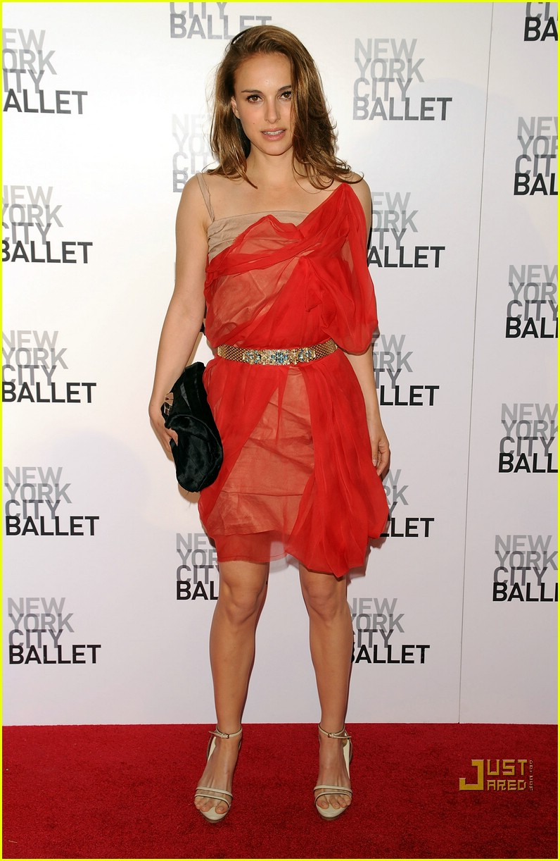 natalie portman new york city ballet beautiful 05