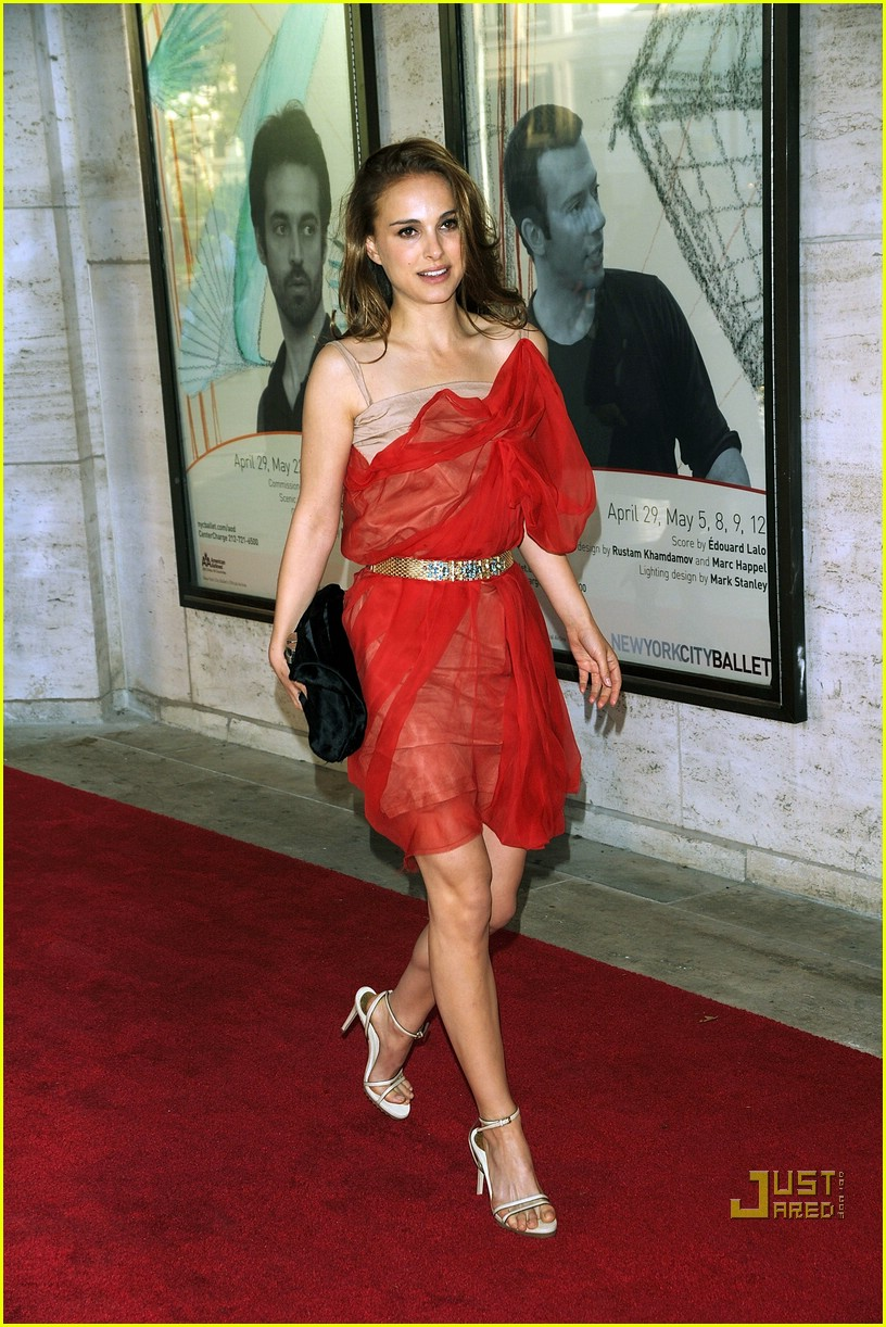 natalie portman new york city ballet beautiful 072446722