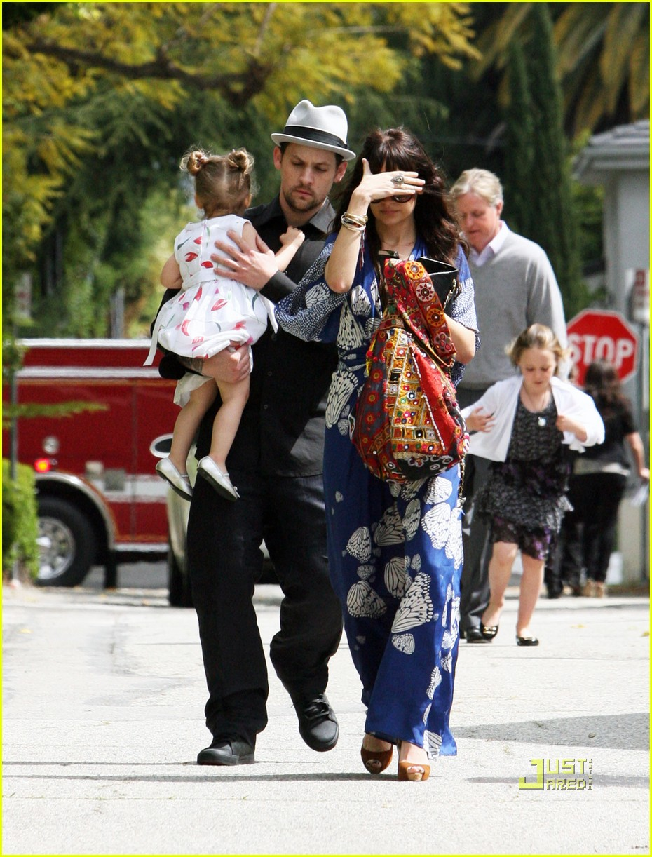 nicole richie easter sunday mass 222439928