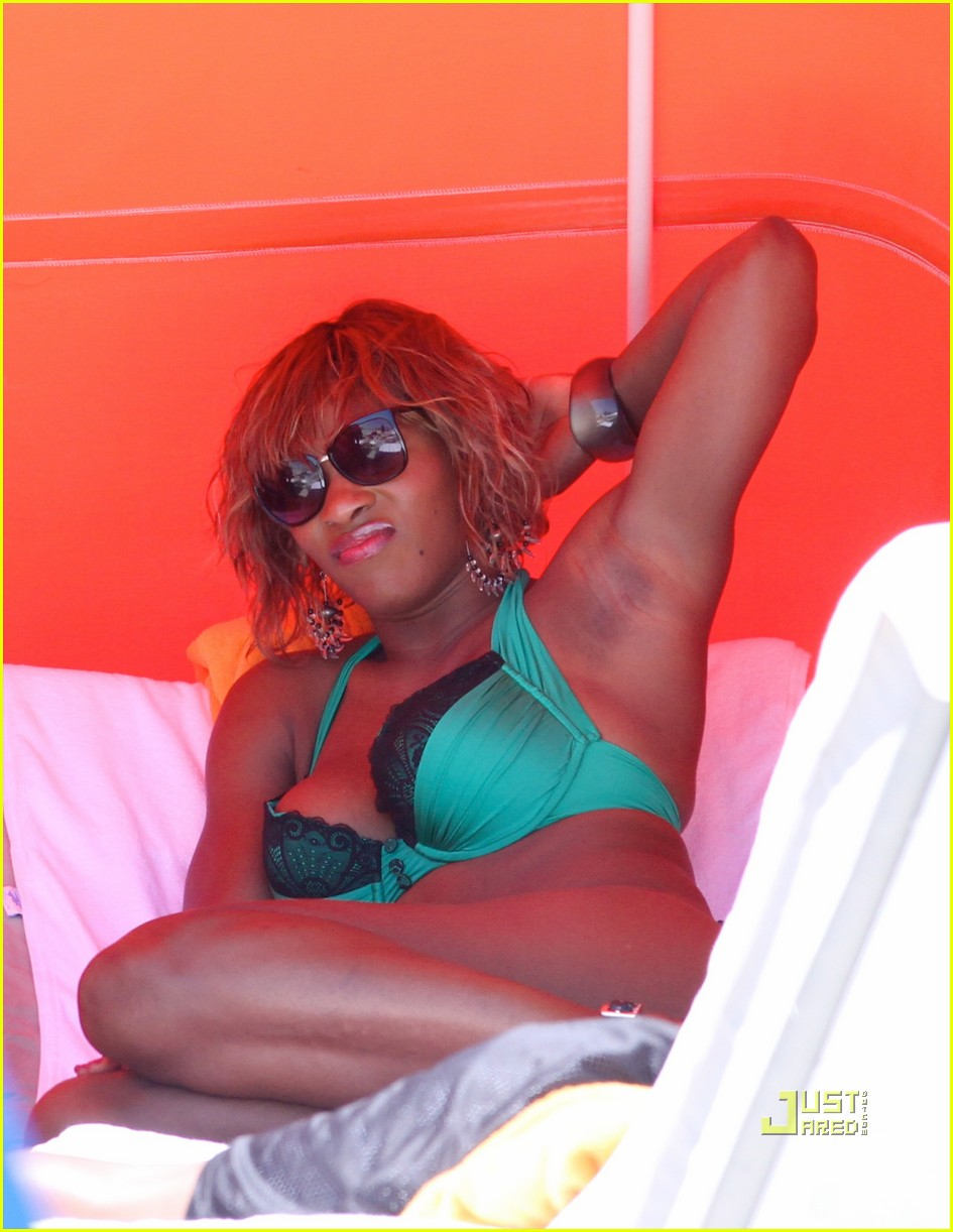 serena williams miami beach bikini 042439534