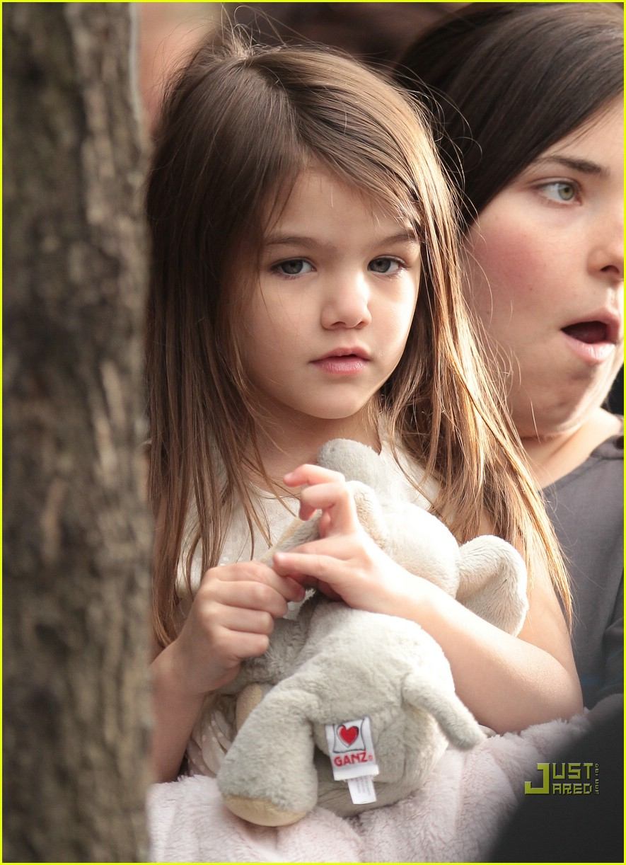 suri cruise beautiful baby 142441510