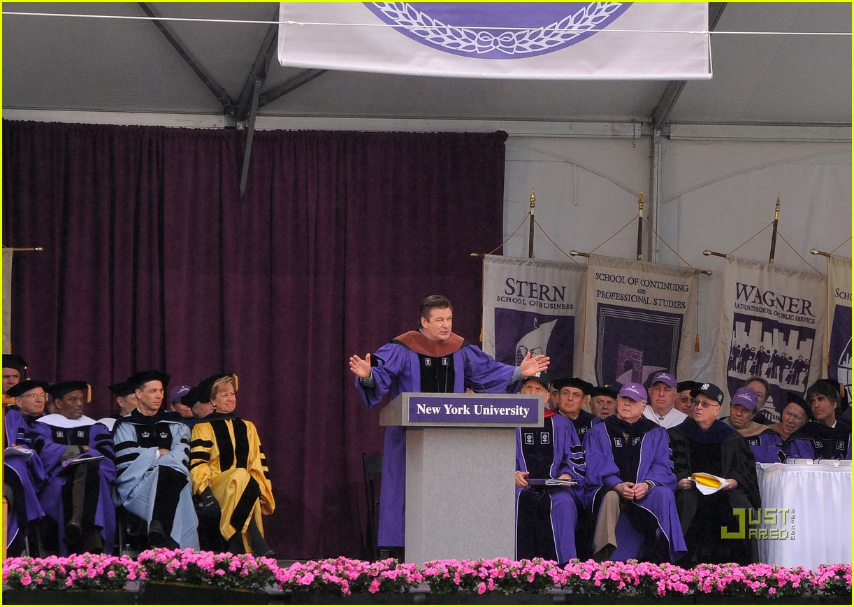 alec baldwin nyu commencement speaker 01