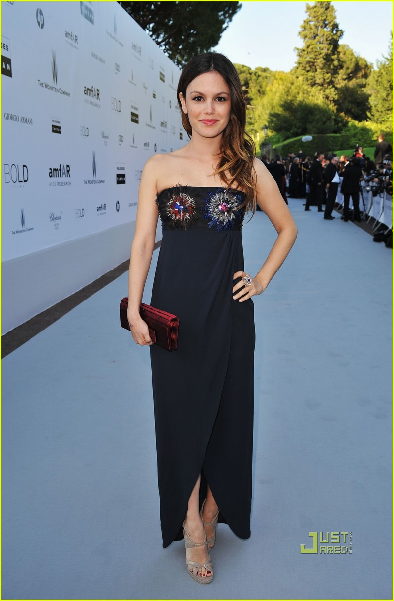 rachel bilson amfar cinema against aids 02