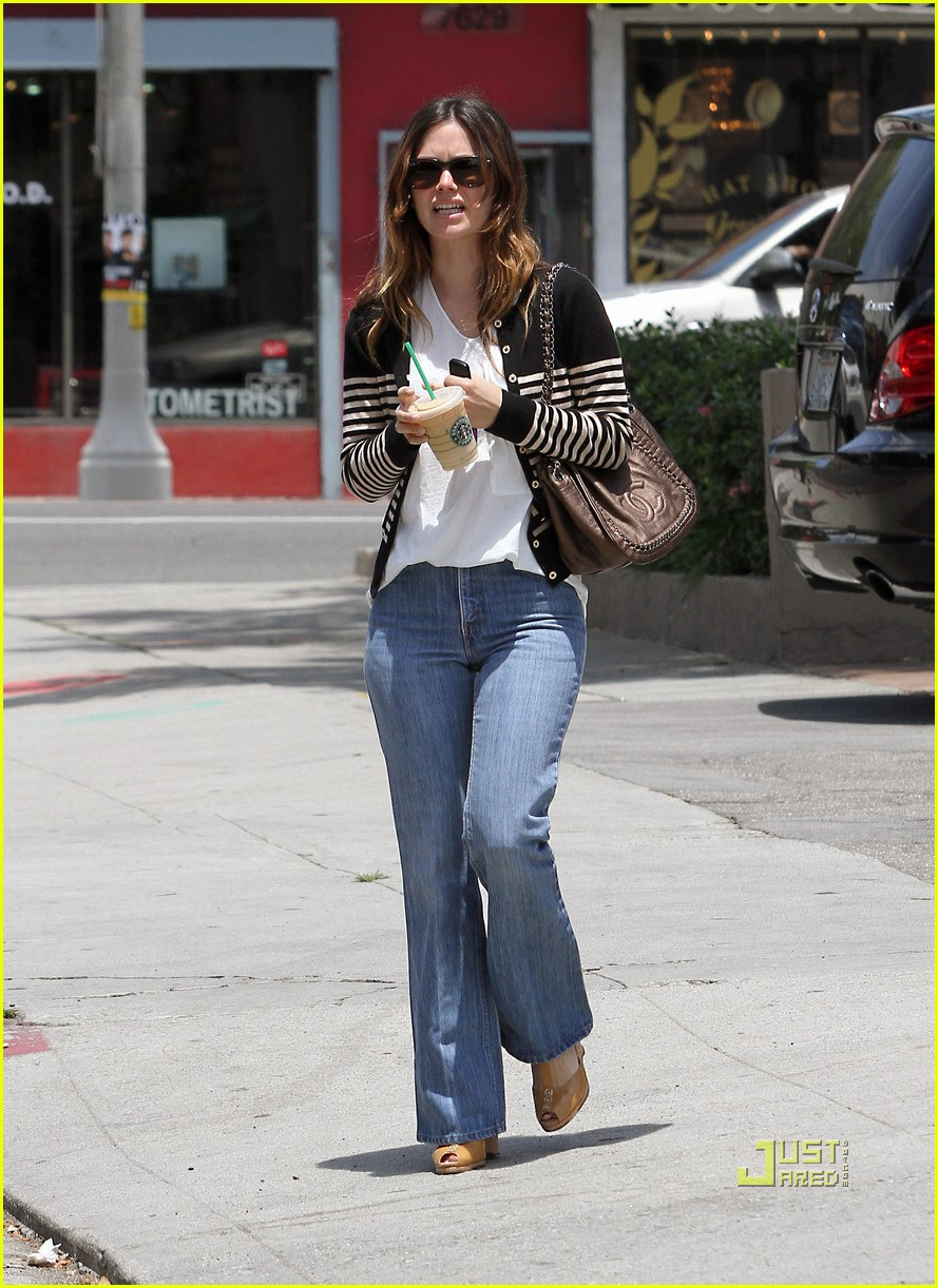 rachel bilson parking ticket 09
