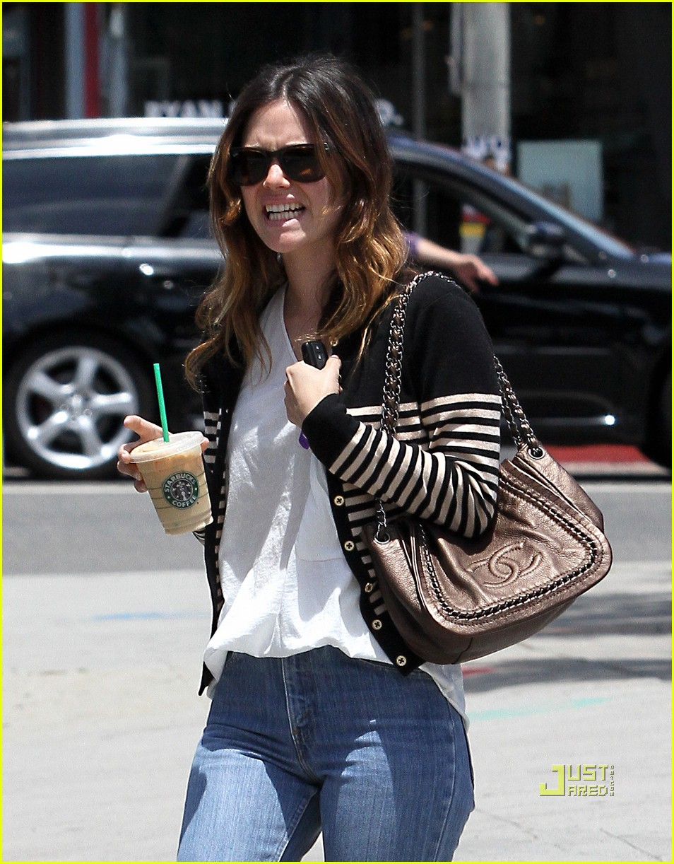 rachel bilson parking ticket 112454088