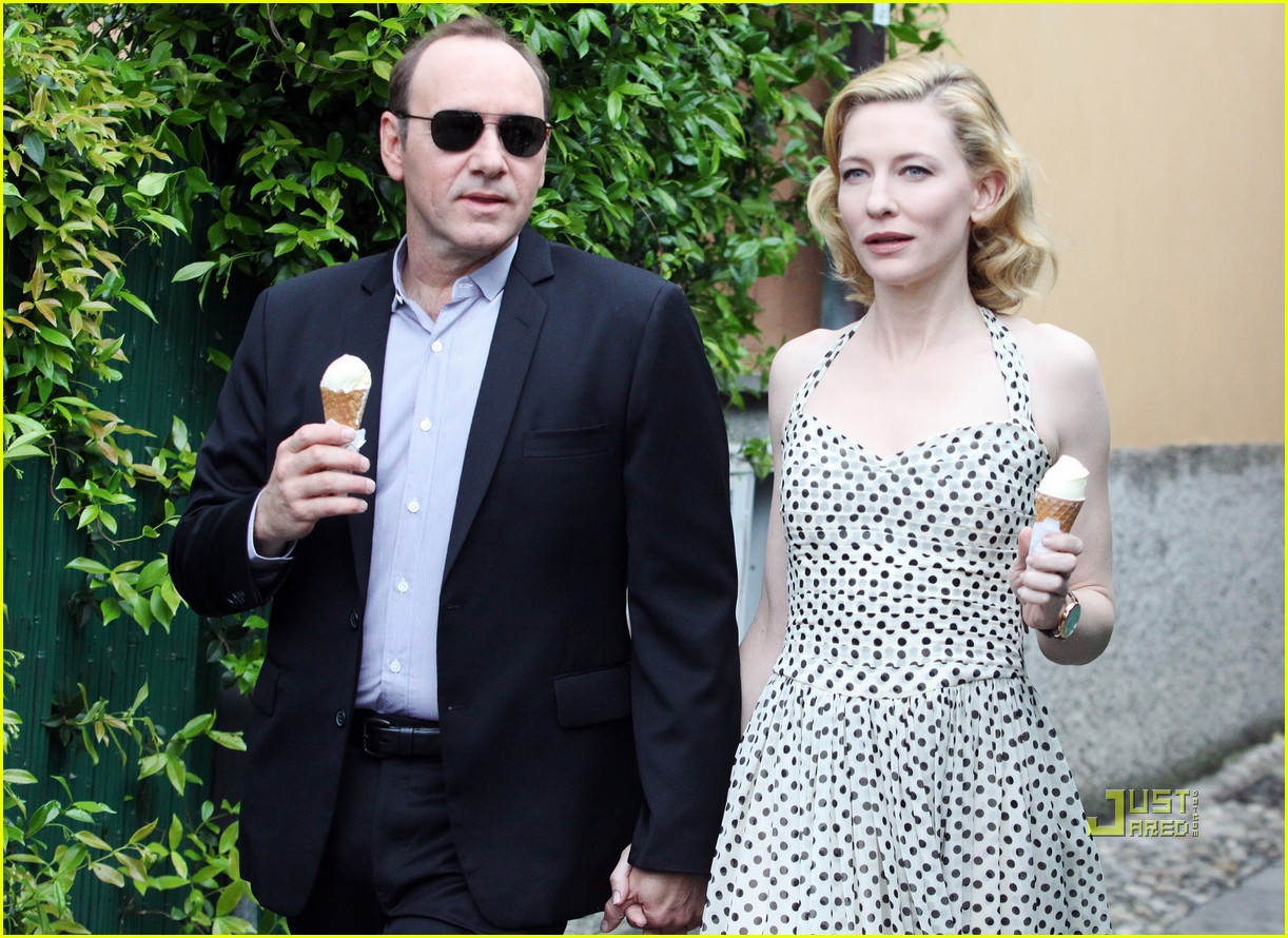 cate blanchett kevin spacey iwc watch ad 022449242