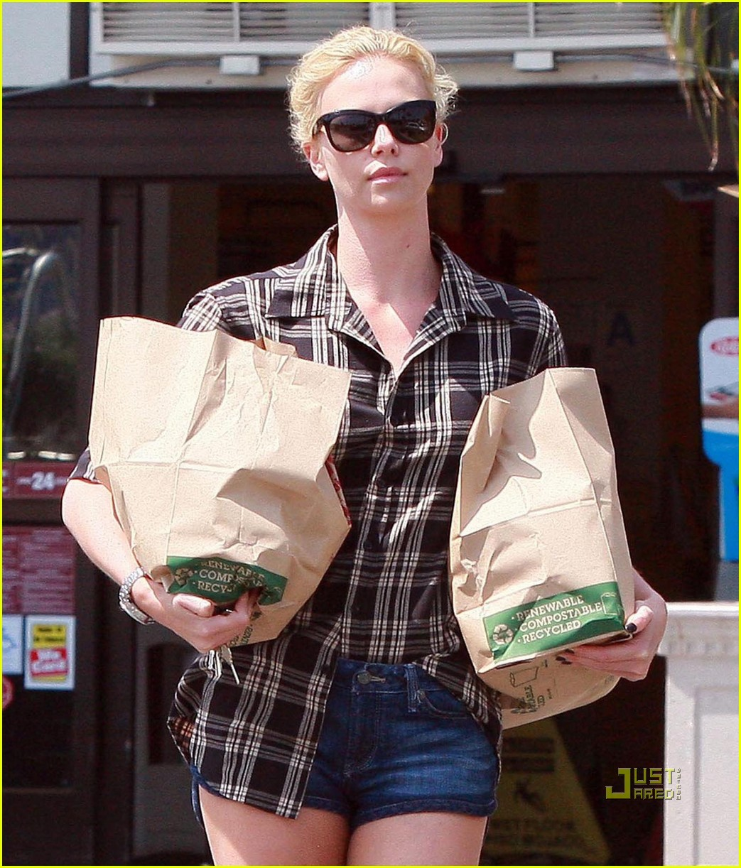 charlize theron paper bags 052451219