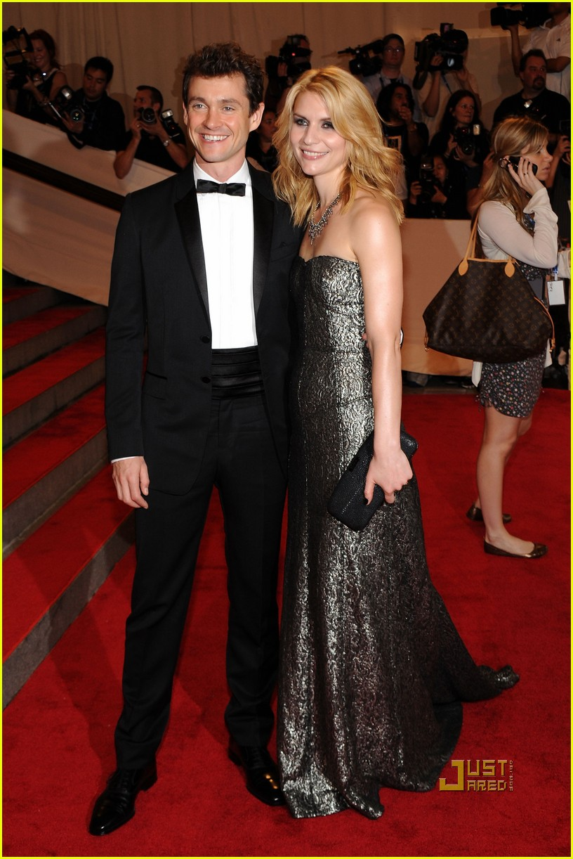 claire danes hugh dancy 2010 met ball 092447586