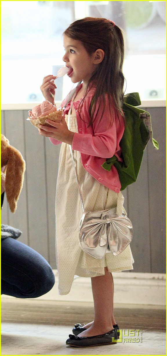 suri cruise sundaes monday 13