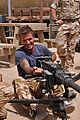 david beckham boosts british troop morale 02