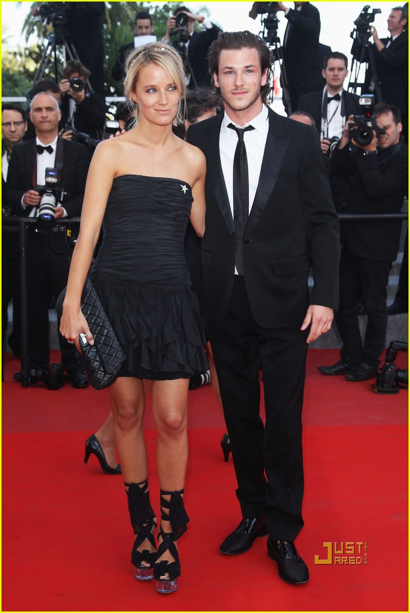 gaspard ulliel jordane crantelle cannes couple photo 2453530 2010 cannes film festival. Black Bedroom Furniture Sets. Home Design Ideas