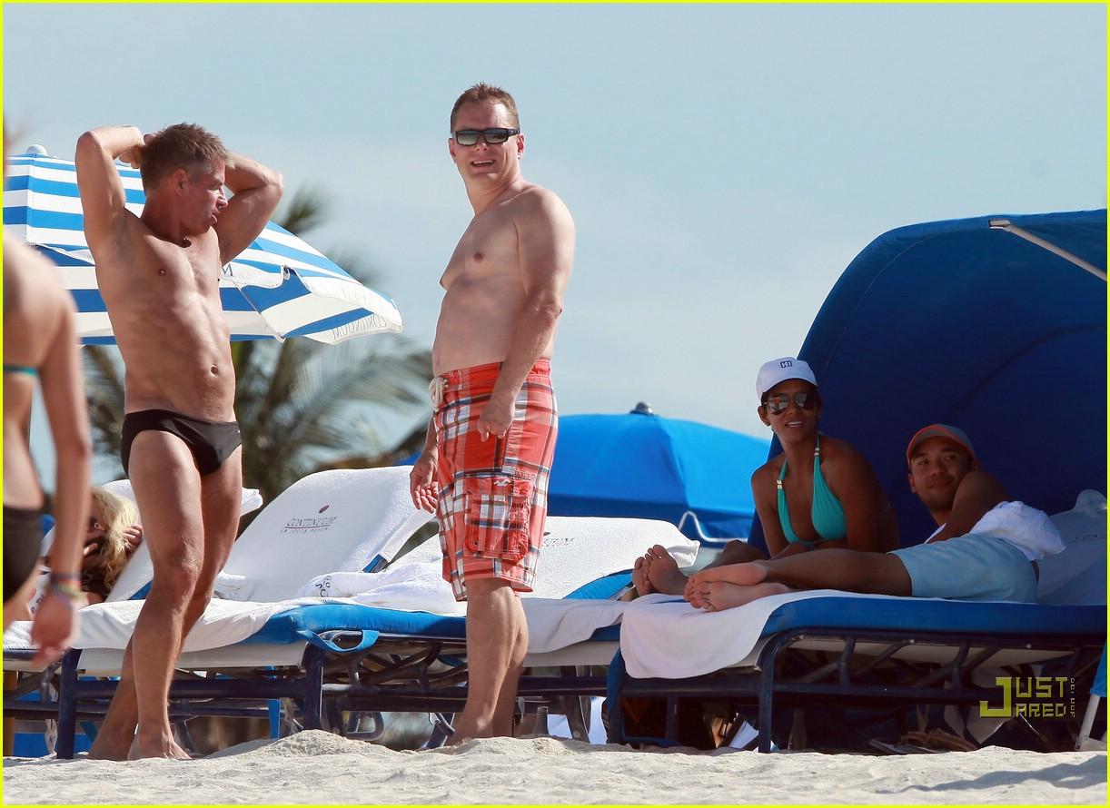 halle berry miami beach babe 232455171