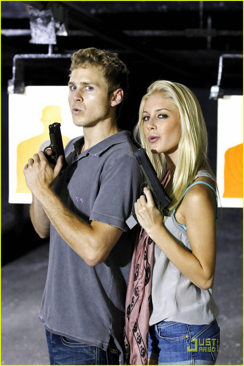 heidi montag transformers 3 audition 09
