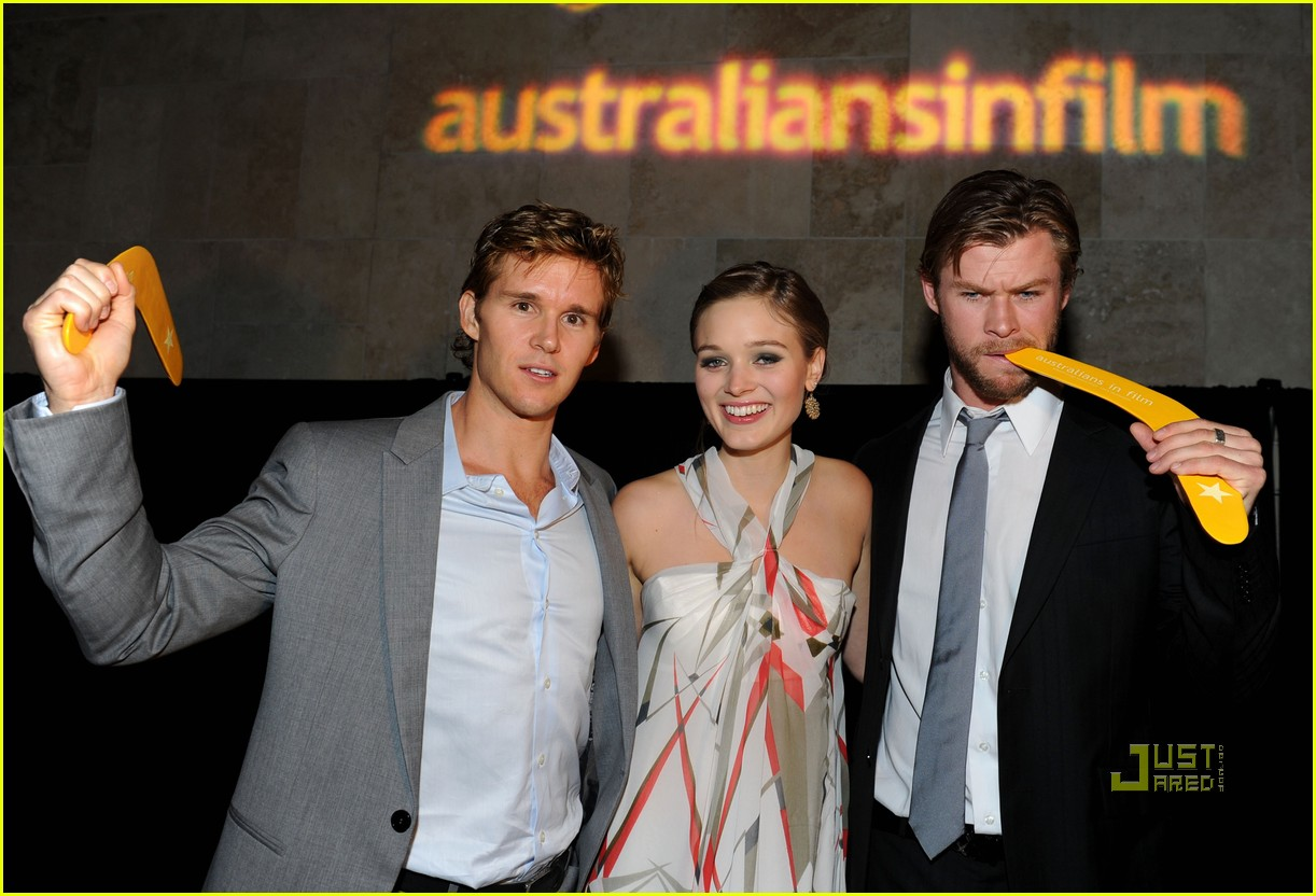 ryan kwanten chris hemsworth australians in film breakthrough awards 102450530