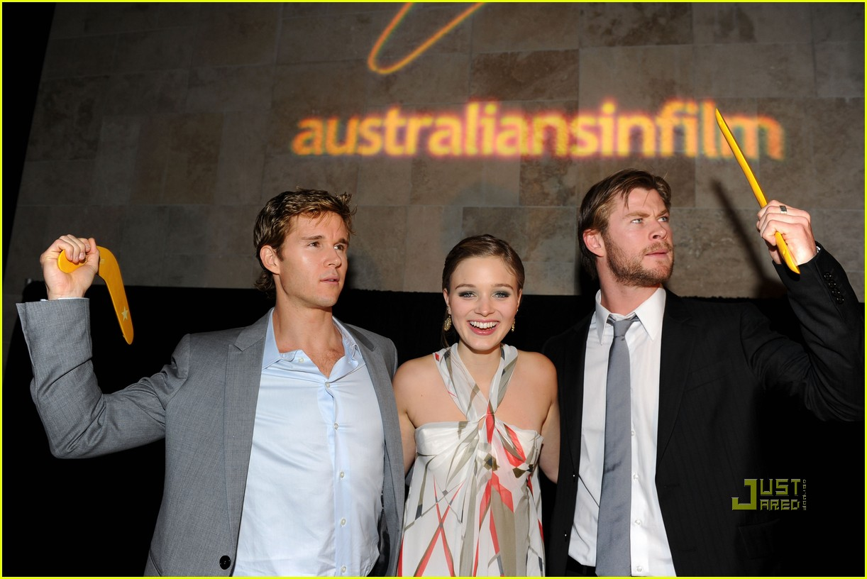 ryan kwanten chris hemsworth australians in film breakthrough awards 142450534