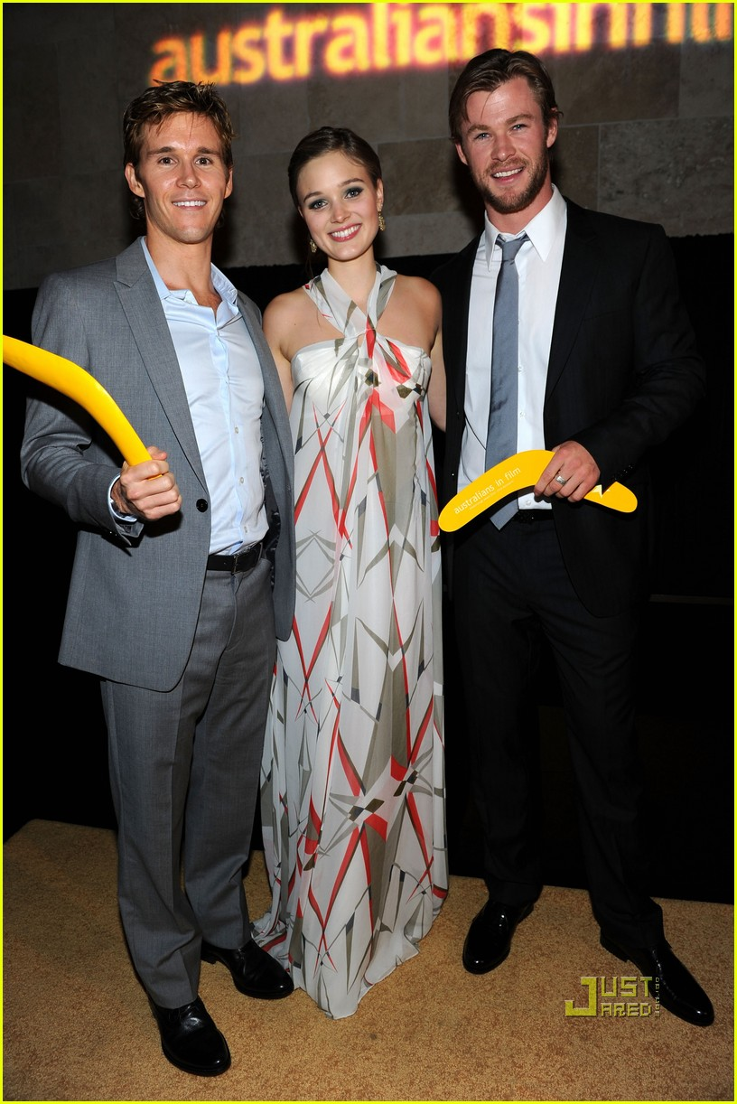 ryan kwanten chris hemsworth australians in film breakthrough awards 17