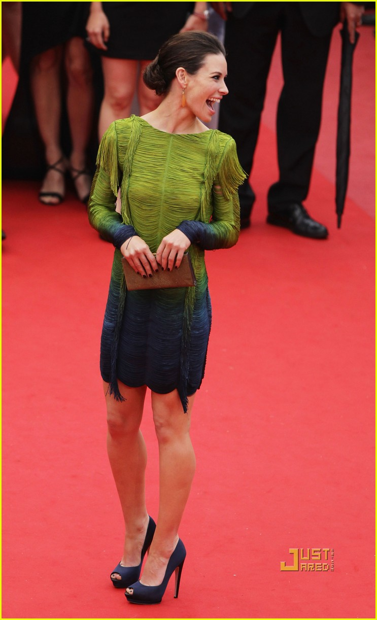 evangeline lilly cannes 082451200