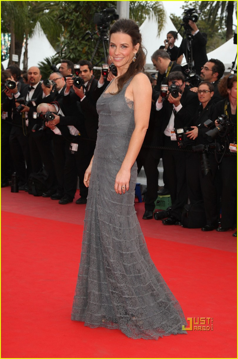 evangeline lilly cannes 142451206