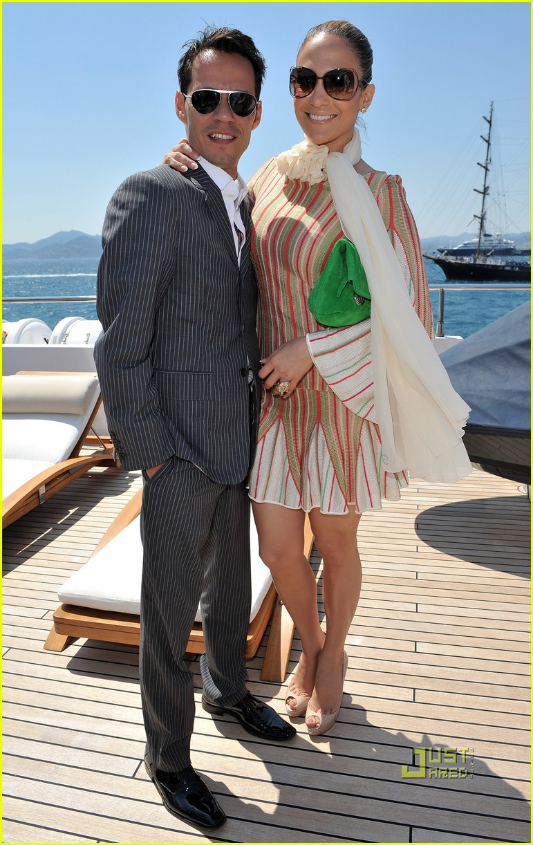 jennifer lopez marc anthony business of film luncheon gucci party cannes 01