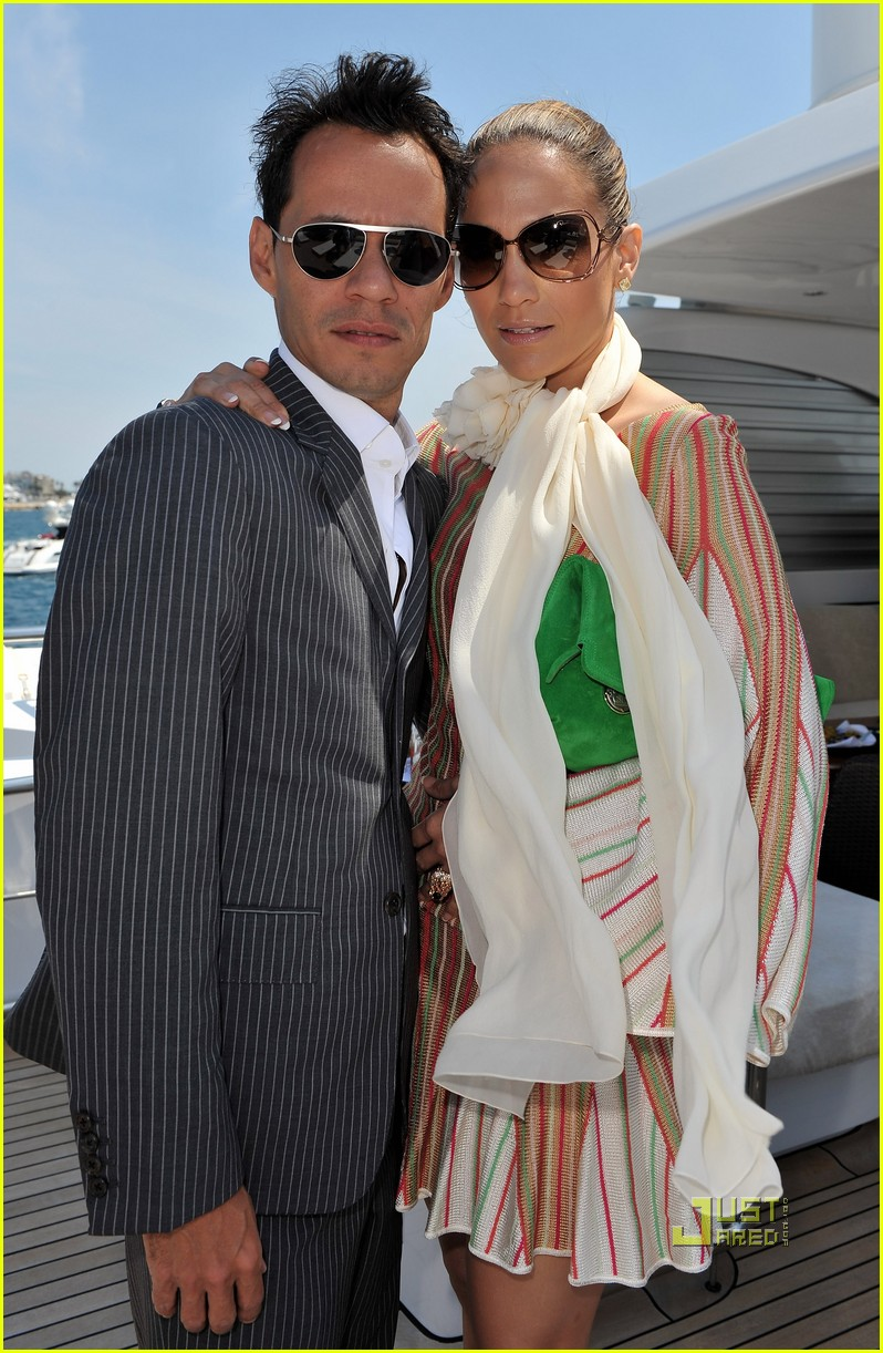 jennifer lopez marc anthony business of film luncheon gucci party cannes 202451402