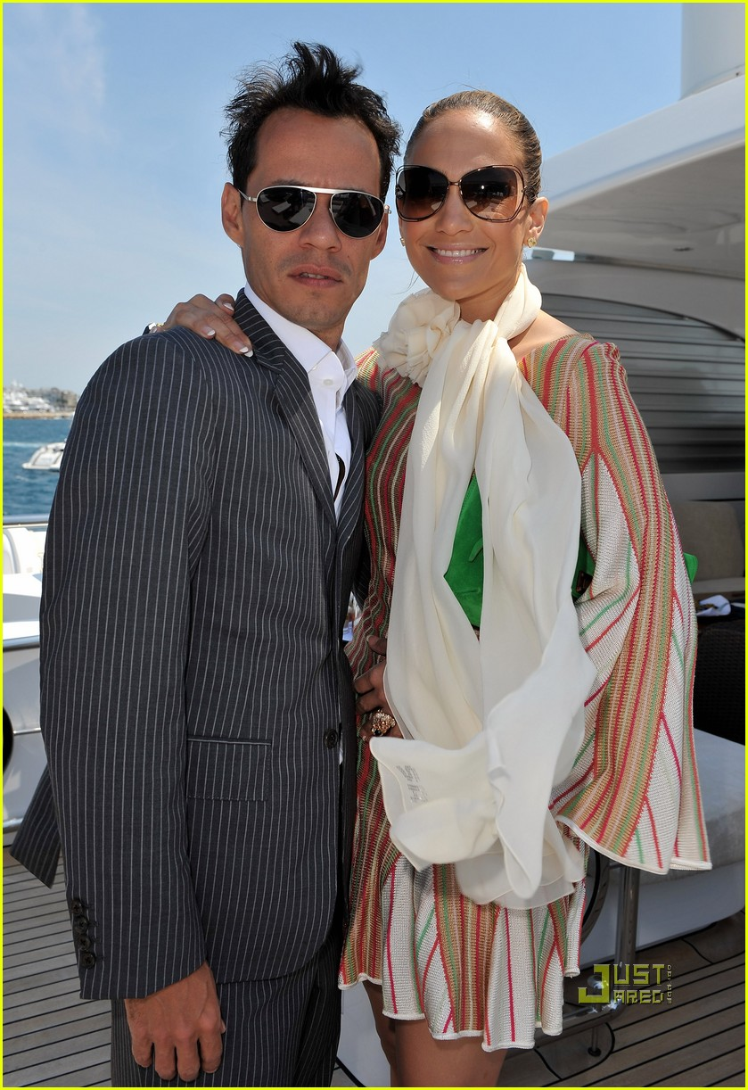 jennifer lopez marc anthony business of film luncheon gucci party cannes 232451405