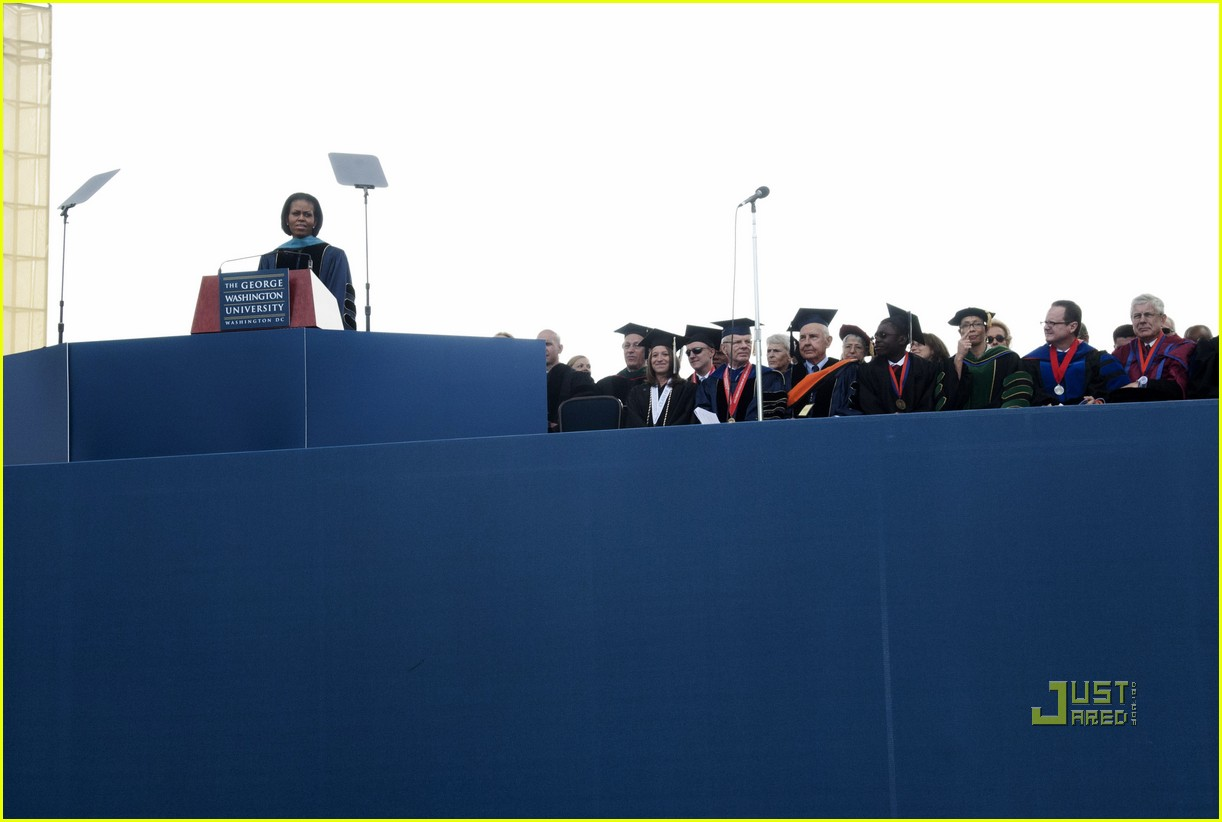 michelle obama commencement speech 13