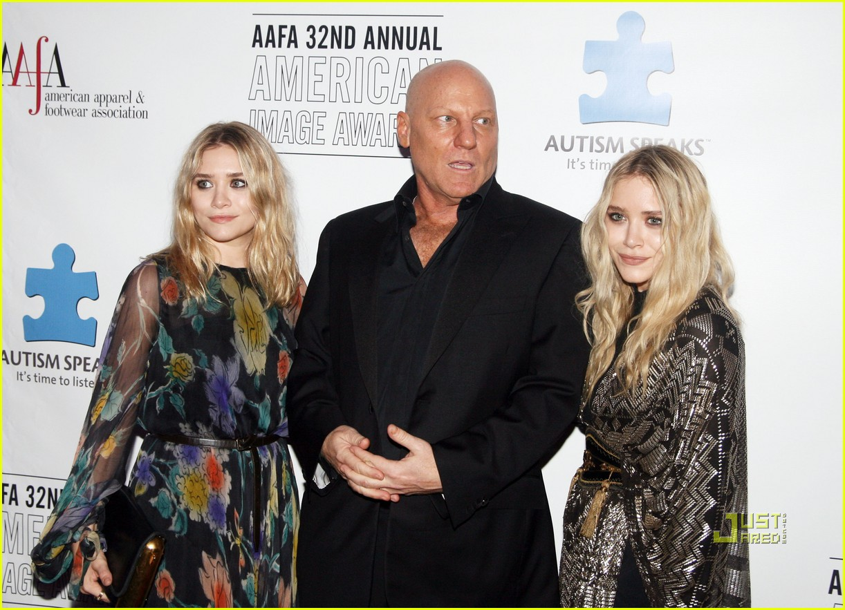 Olsen Twins Honor Steve Madden With Brand Of The Year Photo