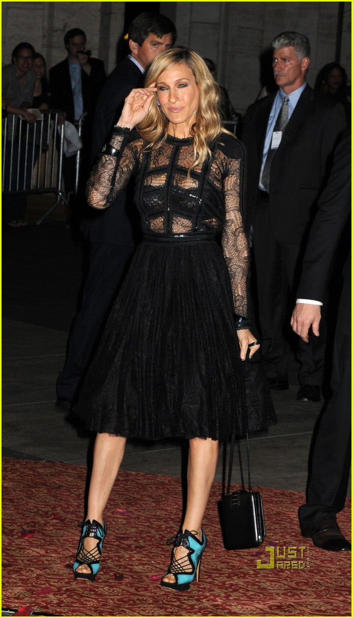 sarah jessica parker sex and the city 2 premiere after party 032453470