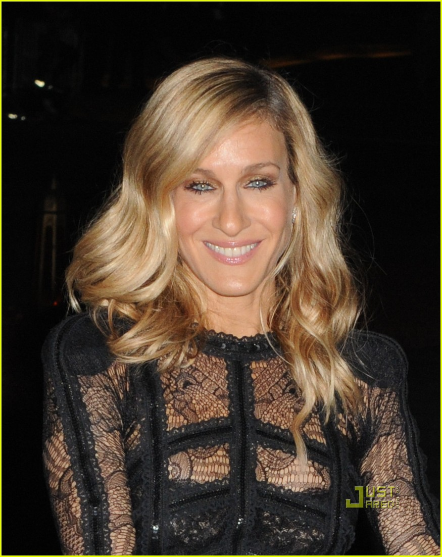 sarah jessica parker sex and the city 2 premiere after party 062453473