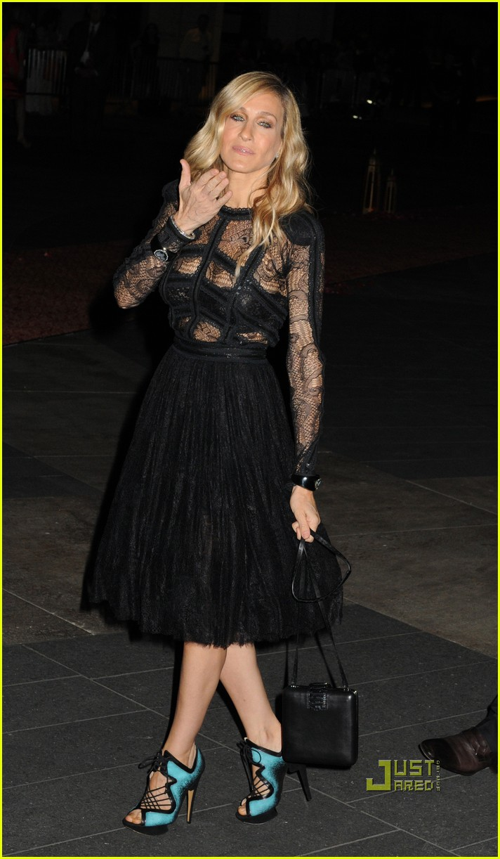 sarah jessica parker sex and the city 2 premiere after party 09