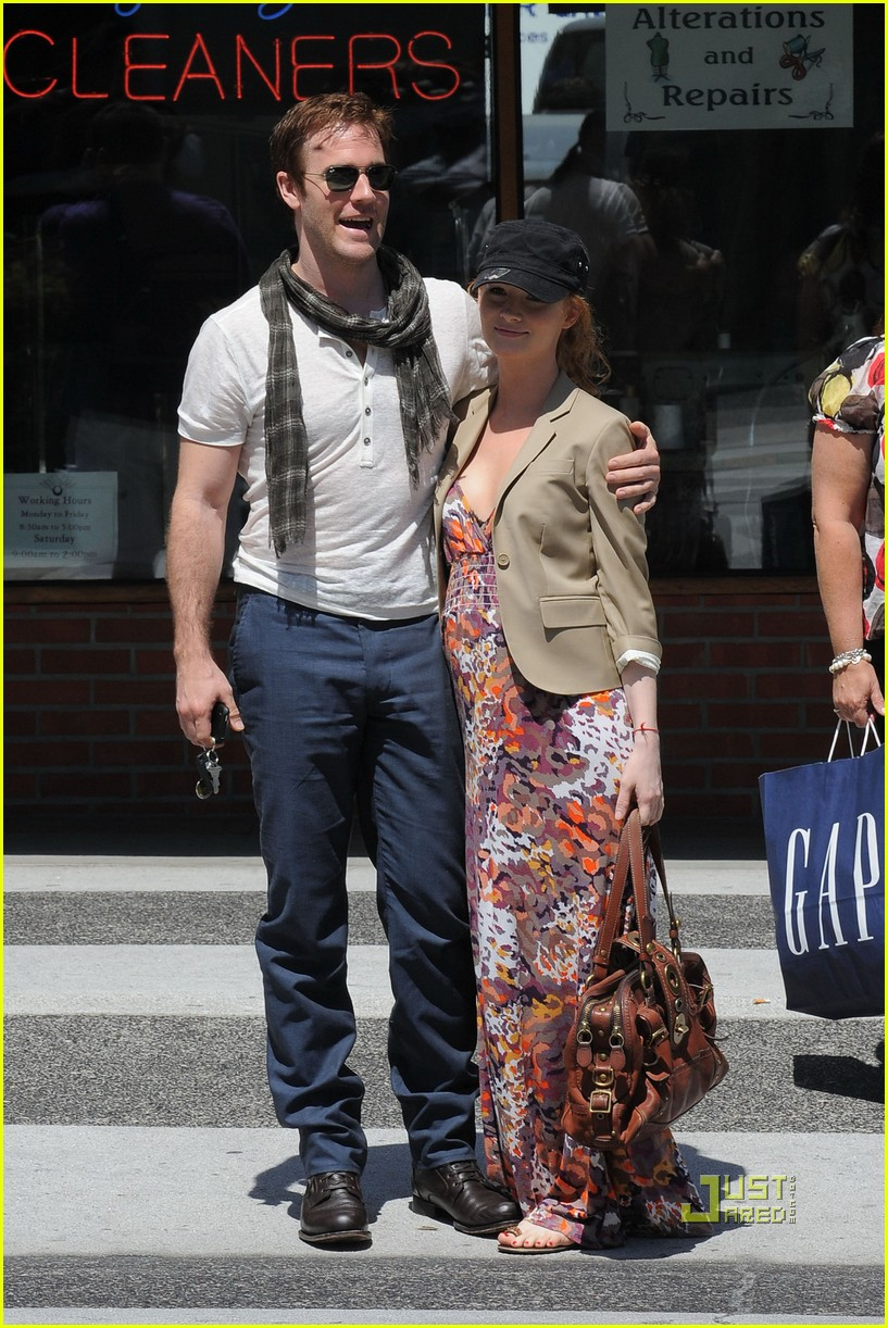 james van der beek kimberly brook kiss lunch 042450685