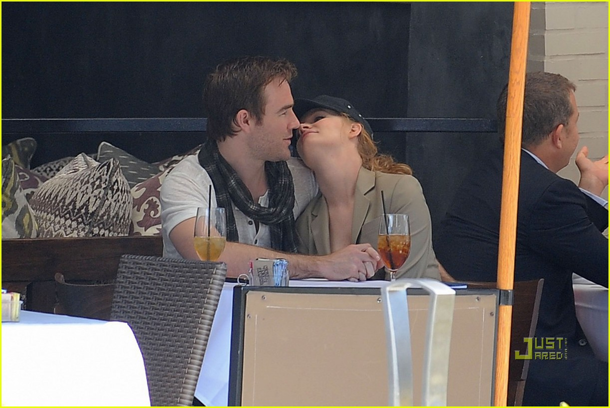 james van der beek kimberly brook kiss lunch 052450686