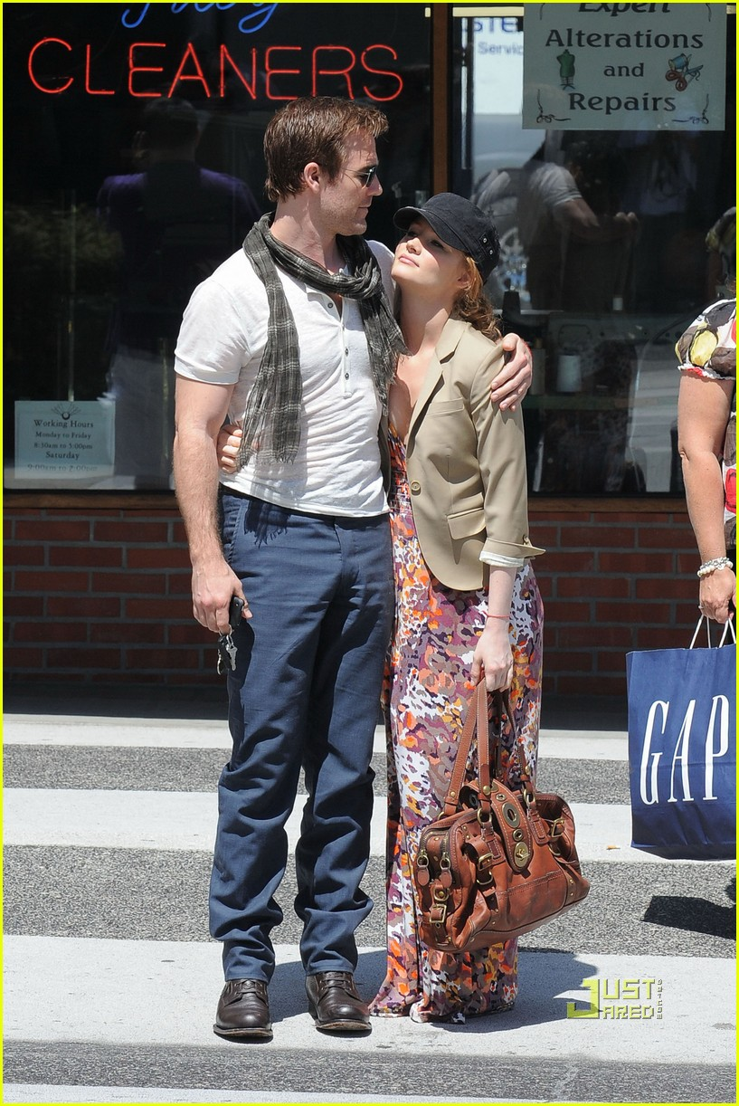 james van der beek kimberly brook kiss lunch 142450695