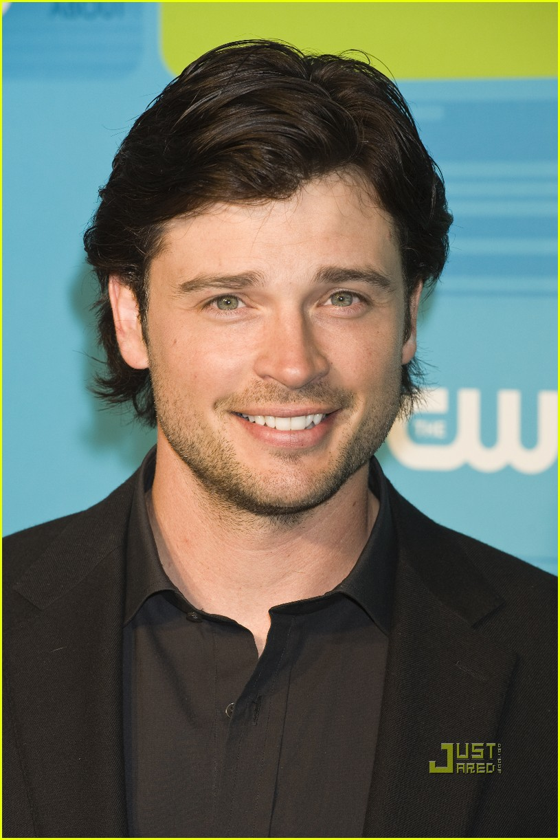 Tom Welling tom welling cw upfronts
