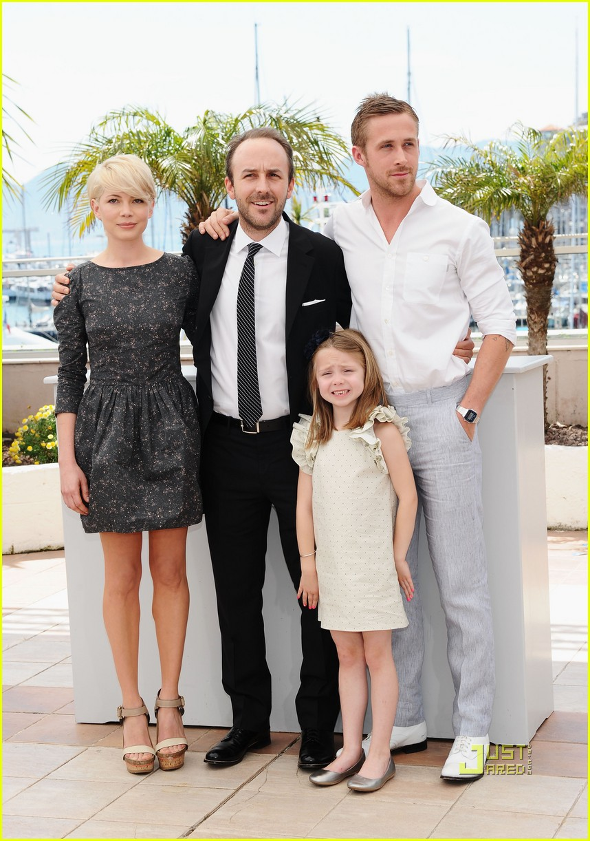 Ryan Gosling U0026 Michelle Williams: U0027Blue Valentineu0027 At Cannes!