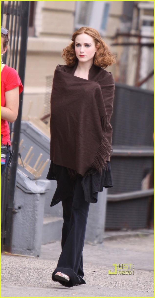 Evan Rachel Wood Amp Kate Winslet Shoot Mildred Pierce