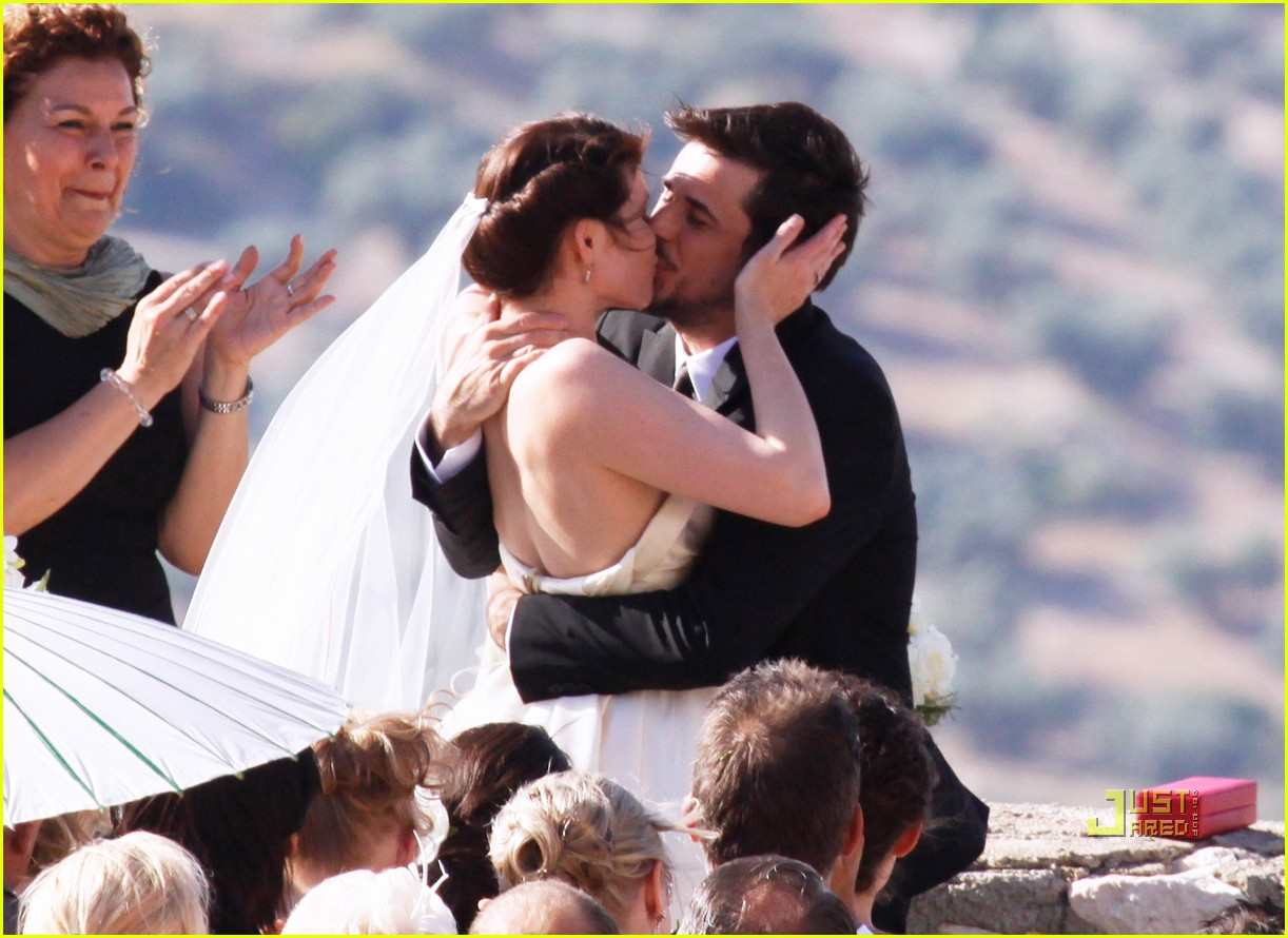 Gemma Arterton and ex-husband Stefano Catelli wedding in Spain