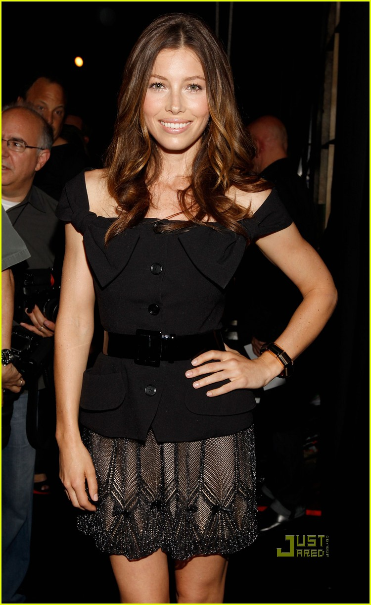 jessica biel spike tv guys choice awards 2010 02