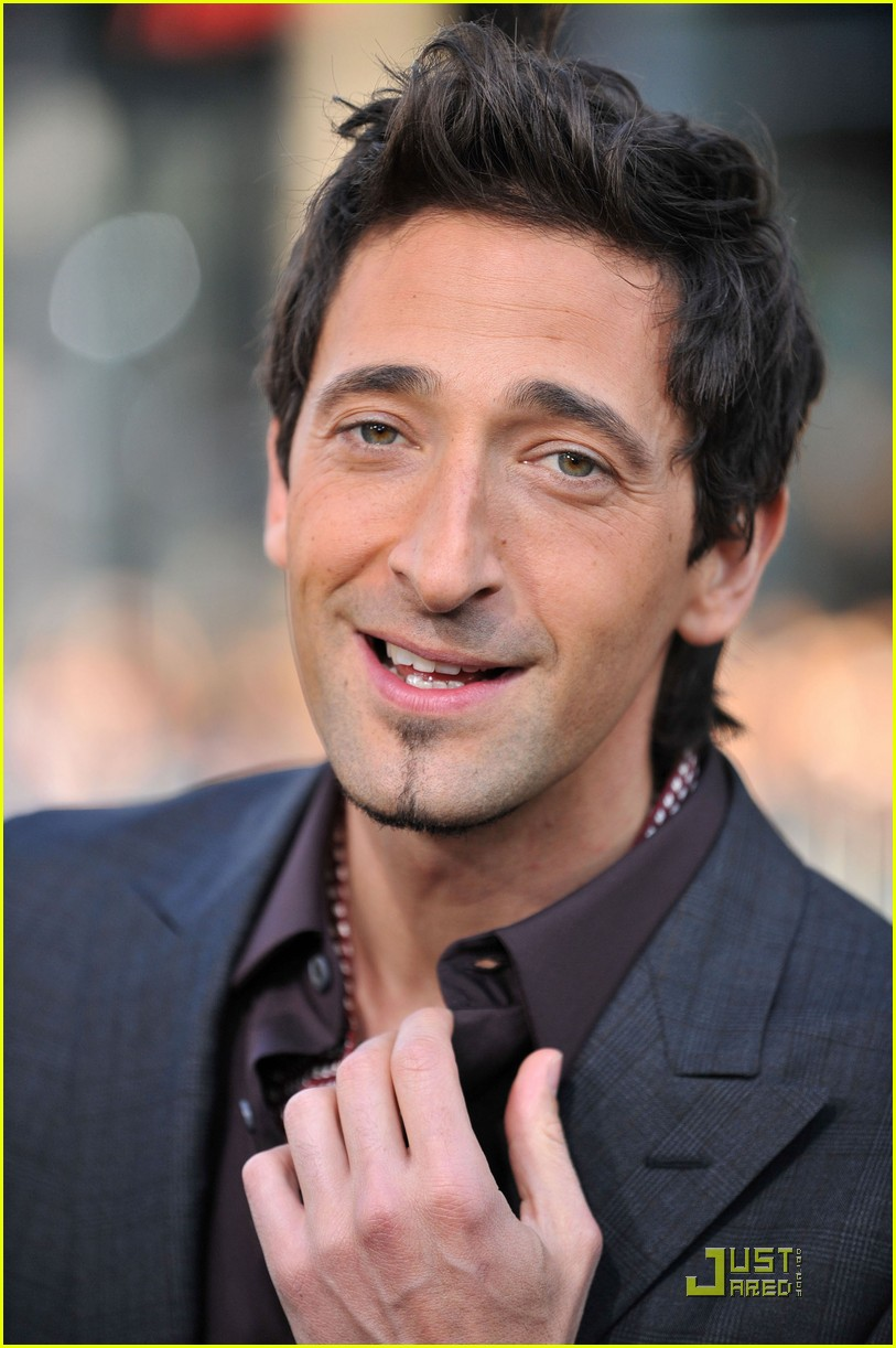 adrien brody splice is nice 032455892
