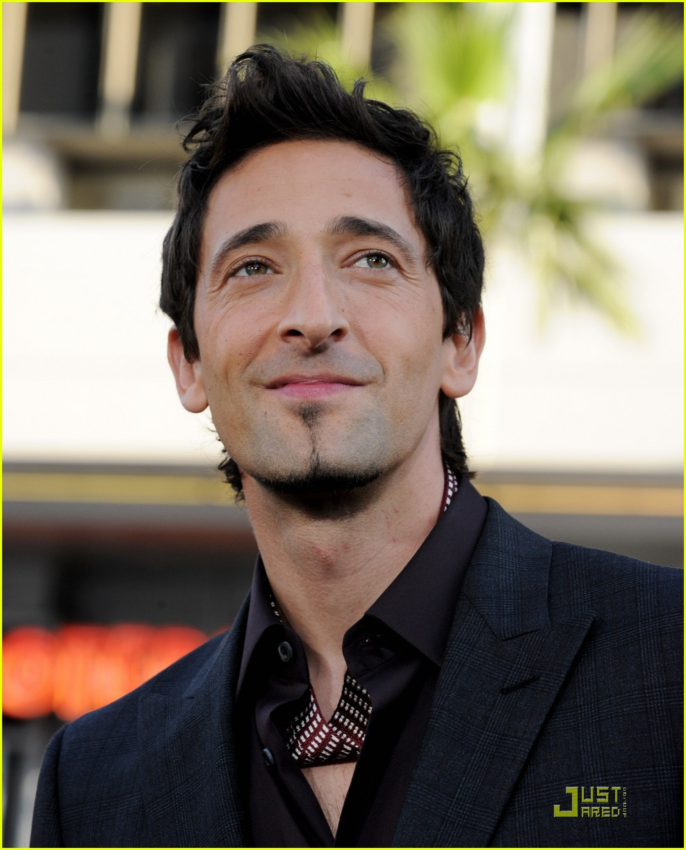 adrien brody splice is nice 112455900