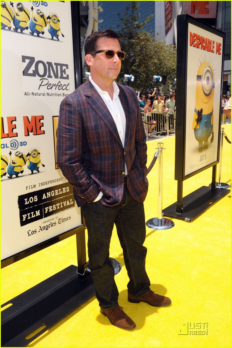 steve carell leaving office despicable 022462469