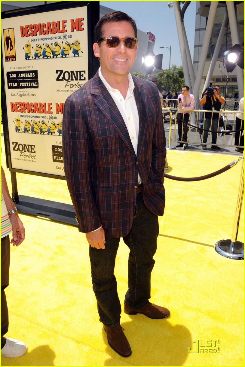 steve carell leaving office despicable 08