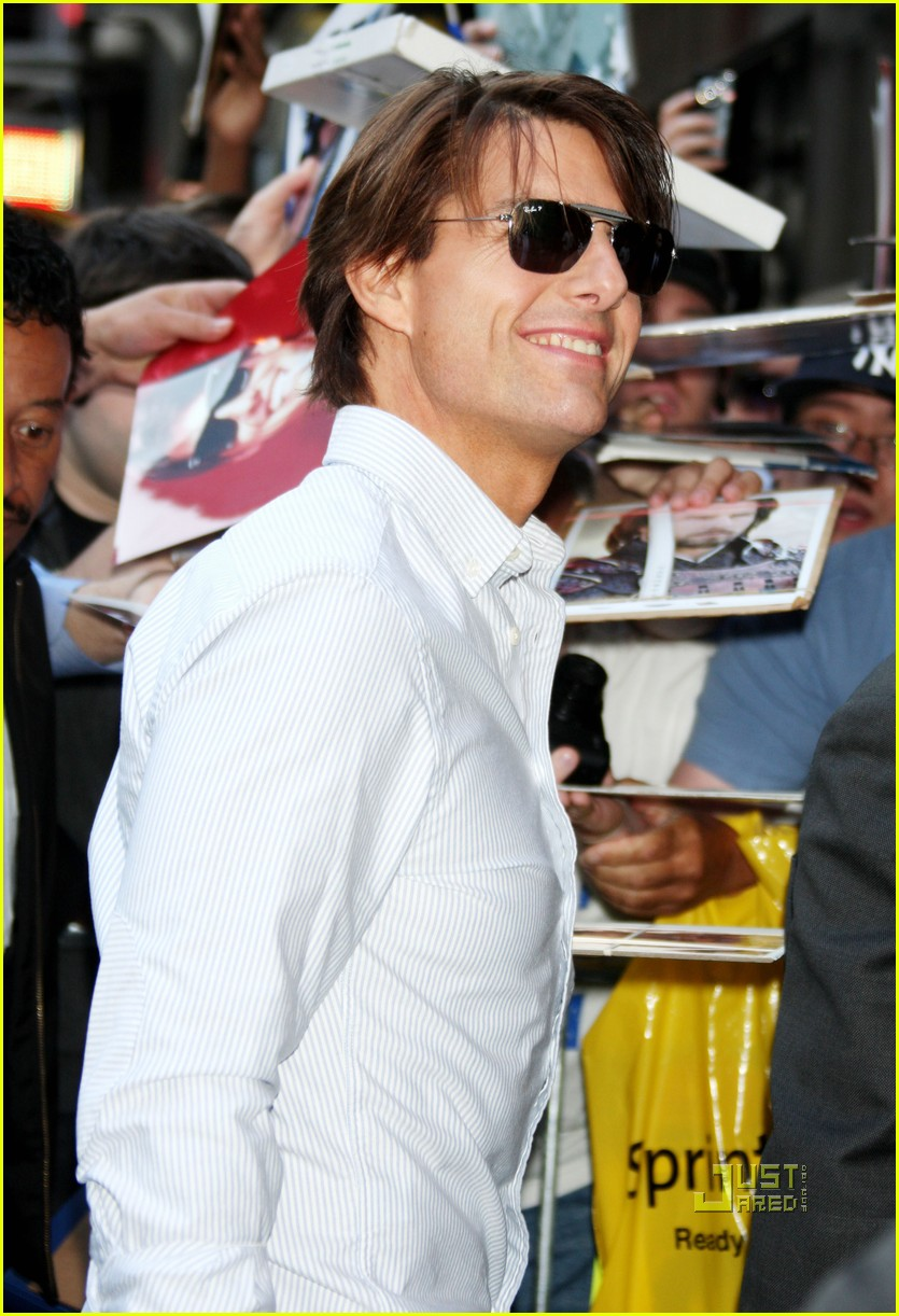 tom cruise katie holmes nyc good morning america 032460613