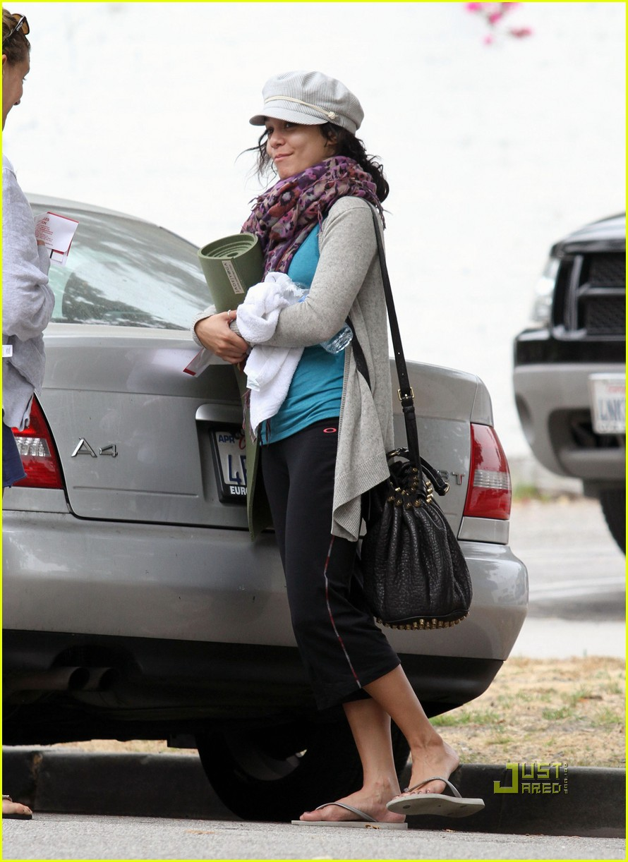 vanessa hudgens yoga ticket 102462685