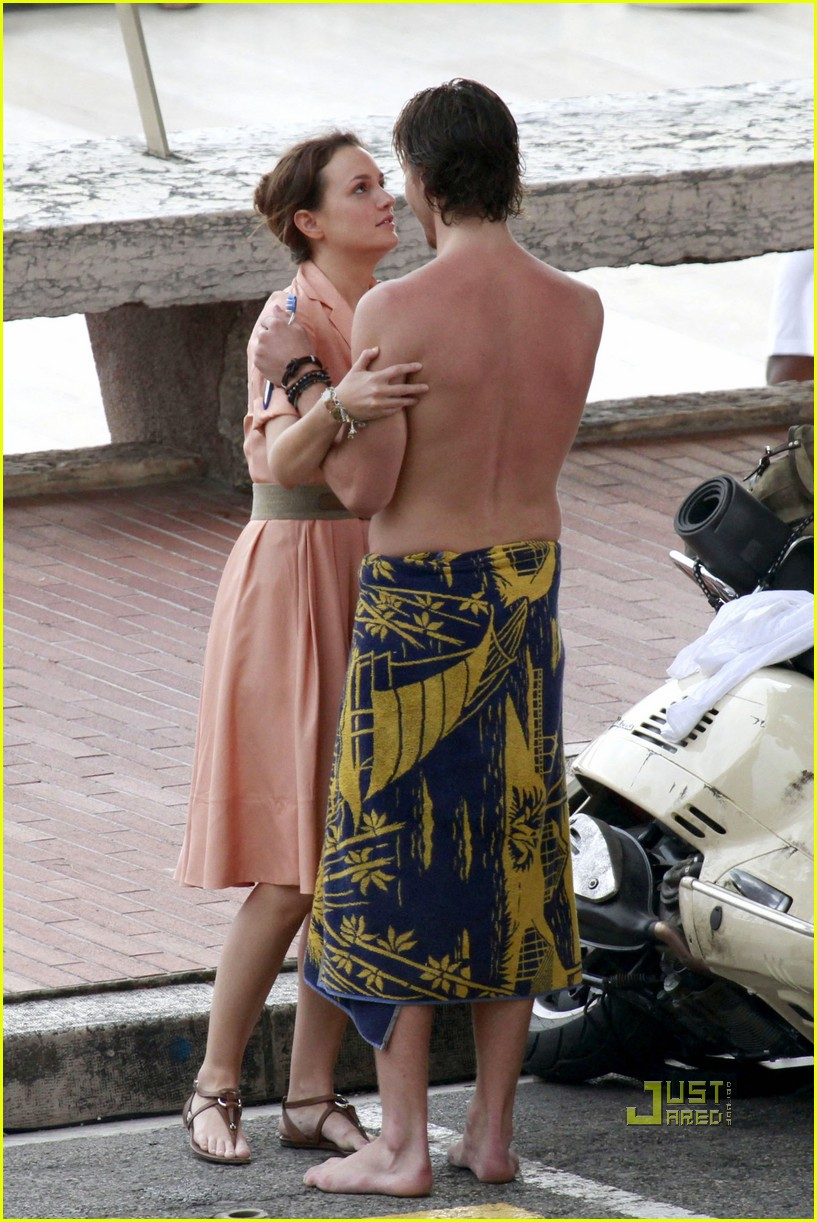 Leighton Meester Luke Bracey Monte Carlo Mission Photo 2461806 Leighton Meester Luke Bracey Pictures Just Jared